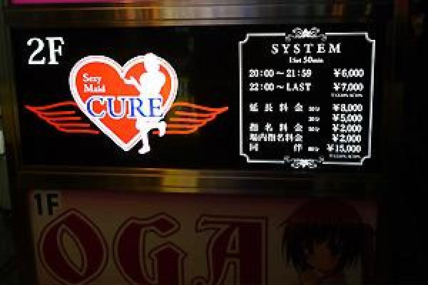 Sexy maid Cure(セクシーメイドキュア)の紹介0