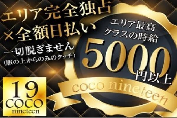 COCO19(ココナインティーン)の紹介0